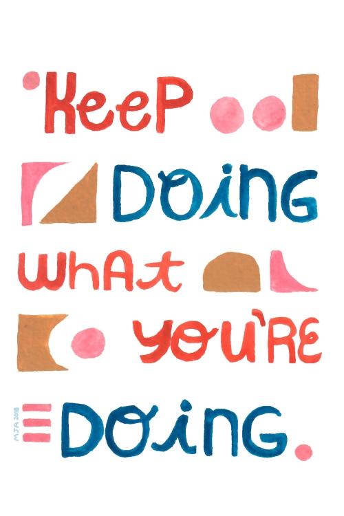 KeepDoing